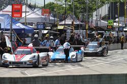 Ação pit lane