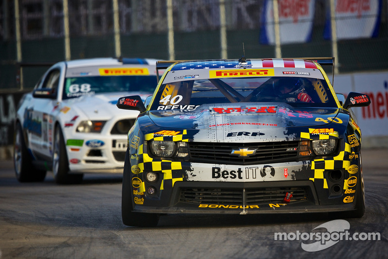 #40 BestIT Racing 雪佛兰 科迈罗: 杰夫·里维斯