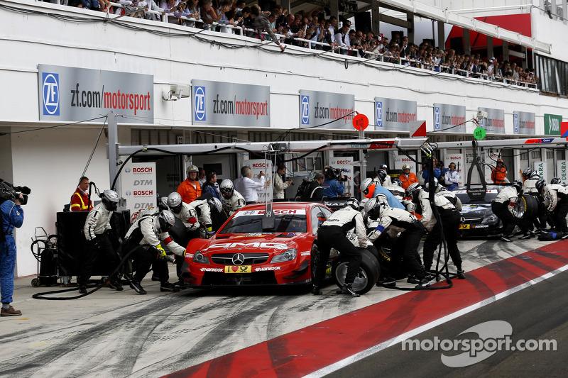 Vitaly Petrov, Mercedes AMG DTM-Team M¸cke DTM Mercedes AMG C-CoupÈ e Christian Vietoris, Mercedes AMG DTM-Team HWA DTM Mercedes AMG C-CoupÈ