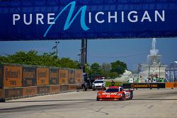 #31 Marsh Racing Corvette DP: Eric Curran & Boris Said