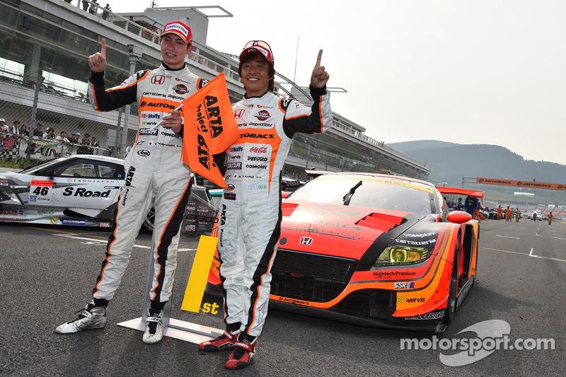 Vincitori GT300 Shinichi Takagi, Takashi Kobayashi