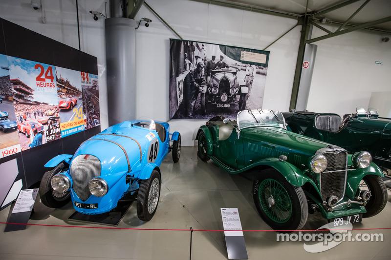 Simca Gordini Cinq - Le Mans 1939 e Singer Nine 1935