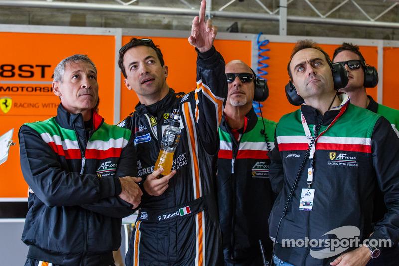 Gianluca Roda, Paolo Ruberti ve Amato Ferrari