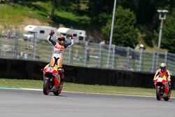 Yarış galibi Marc Marquez, Repsol Honda Takımı