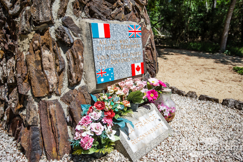 D-Day Le Mans: Kanada Anıtı düşen kahramanlarını hatırlıyor, Mulsanne ve Indianapolis arasında