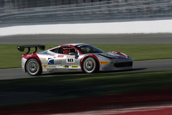 #18 Auto Gallery Ferrari 458: James Weiland