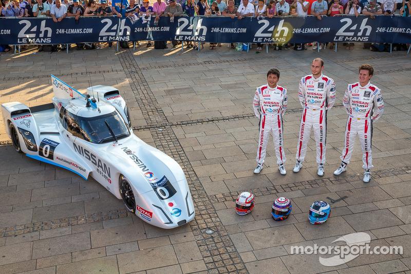 0 Nissan Motorsports Global Nissan Zeod Rc Lucas Ordonez Wolfgang