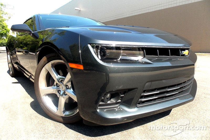 The Chevrolet Camaro SS available to win from the Dale Earnhardt Jr. dealership