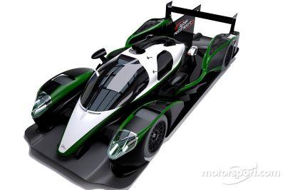 佐泰克(Zytek)封闭座舱LMP赛车发布