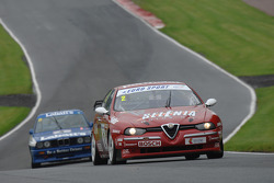 Neil Smith, Stefano Modena 1997 Alfa Romeo 156