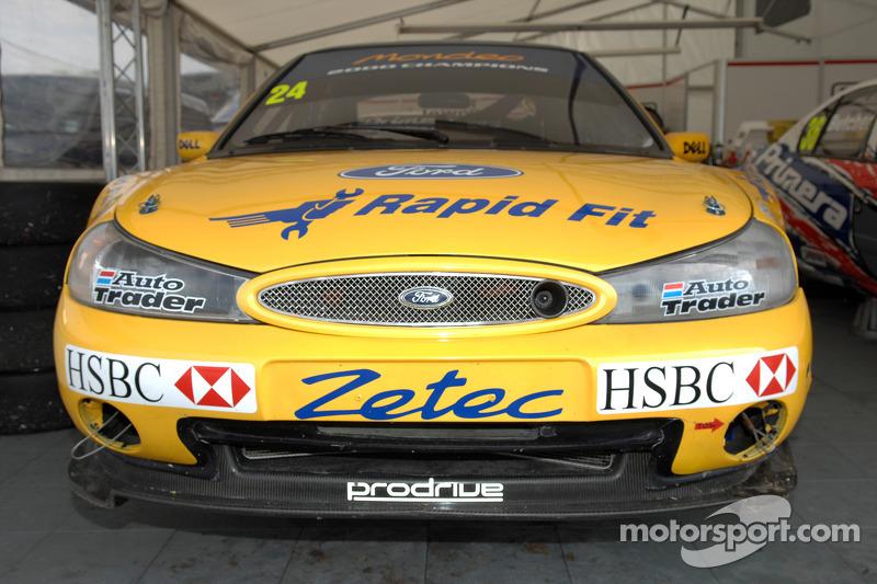 Anthony Reid 2000 BTCC Ford Mondeo ST