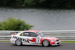 James Dodd, Ex 1999 James Thompson BTCC Honda Accord ST