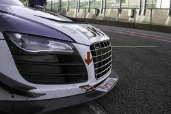 Detalhe do Audi R8 LMS