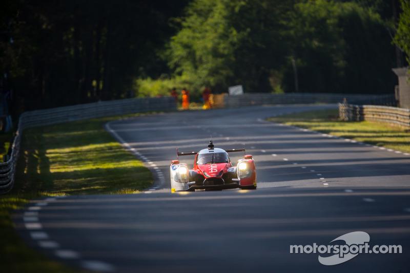 #46 Thiriet By TDS Racing Ligier JS P2 - 日产: 皮埃尔·蒂里耶, 路德维奇·巴代, 特里斯坦·戈蒙迪