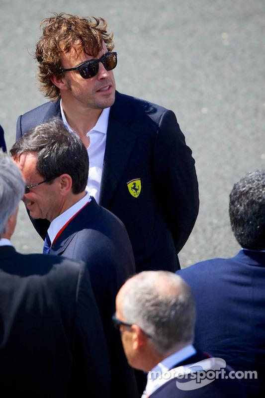 Ferrari F1 pilotu Fernando Alonso