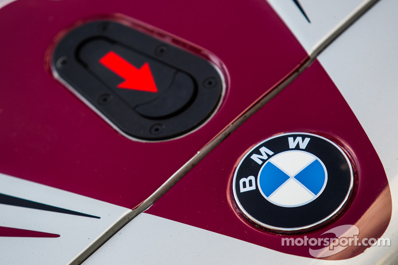 #25 Marc VDS Racing 宝马 Z4 GT3 细节