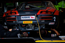 #2 CRP Racing 奥迪 R8 LMS Ultra