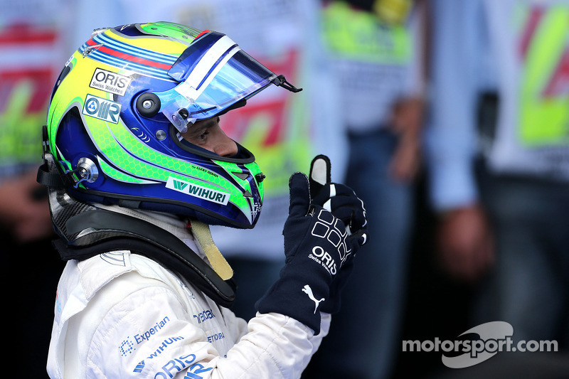 Felipe Massa, Williams F1 Team 21