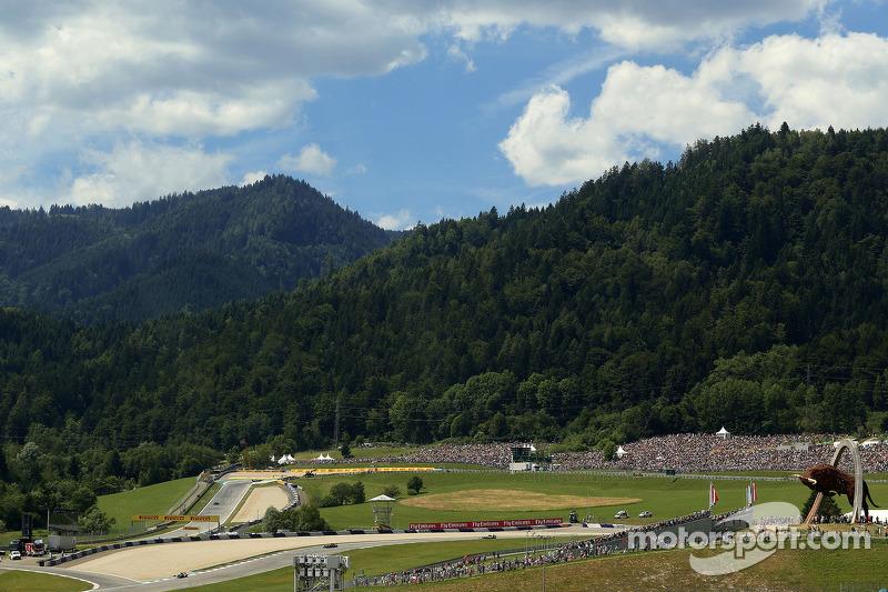 Corrida atmosfera, Nico Rosberg, Mercedes AMG F1 Team