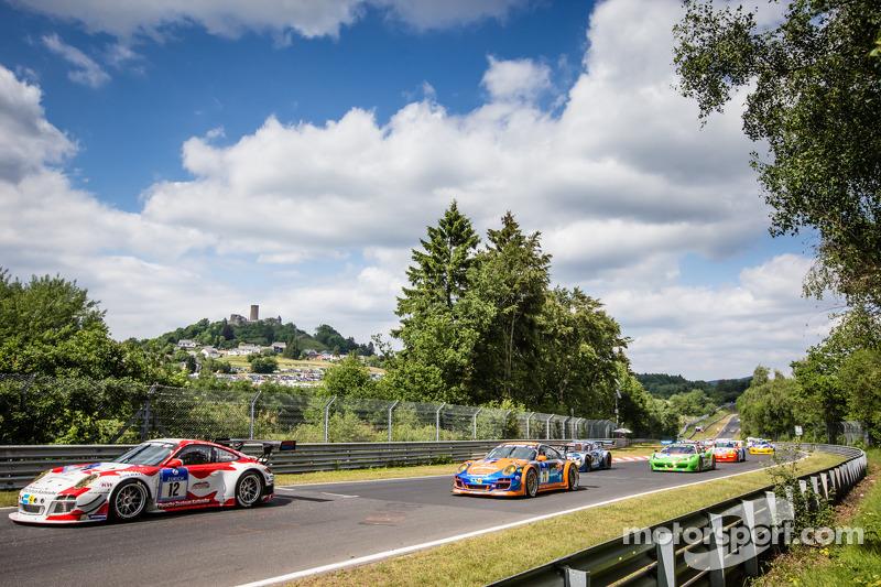 Via: #12 Manthey-Racing Porsche 997 GT3 R: Otto Klohs, Sebastian Asch, Harald Schlotter, Jens Richter