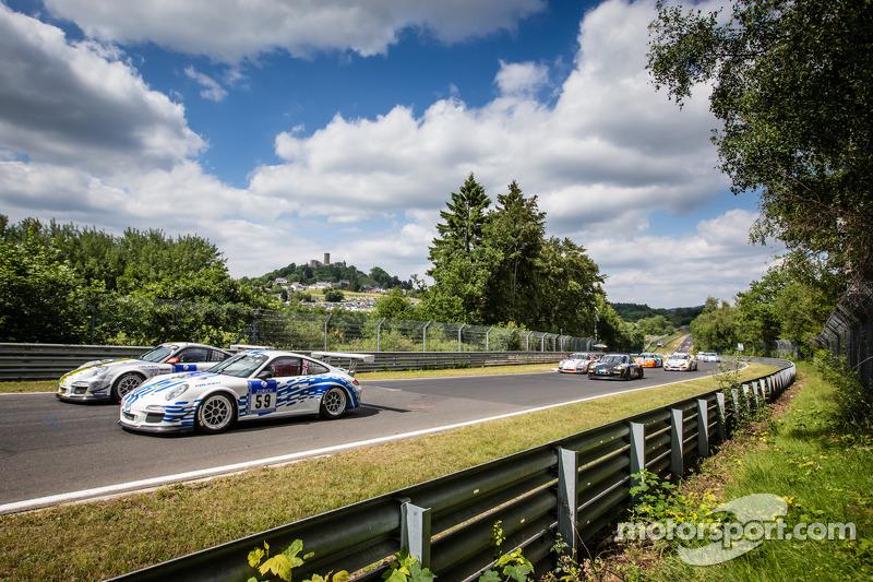 Via: #59 Porsche 997 GT3 Cup: Willie Moore, Bill Cameron, Peter Bonk