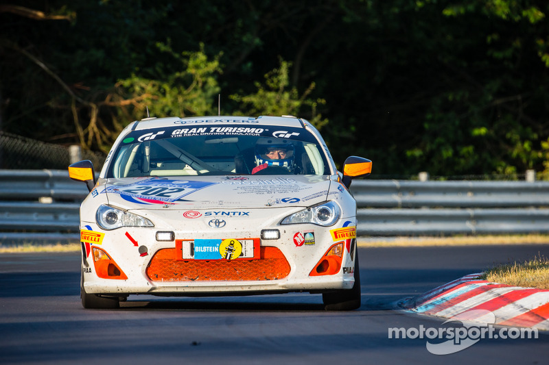 #202 Pit Lane AMC Sankt Vith 丰田 TMG GT86 Cup: Olivier Muytjens