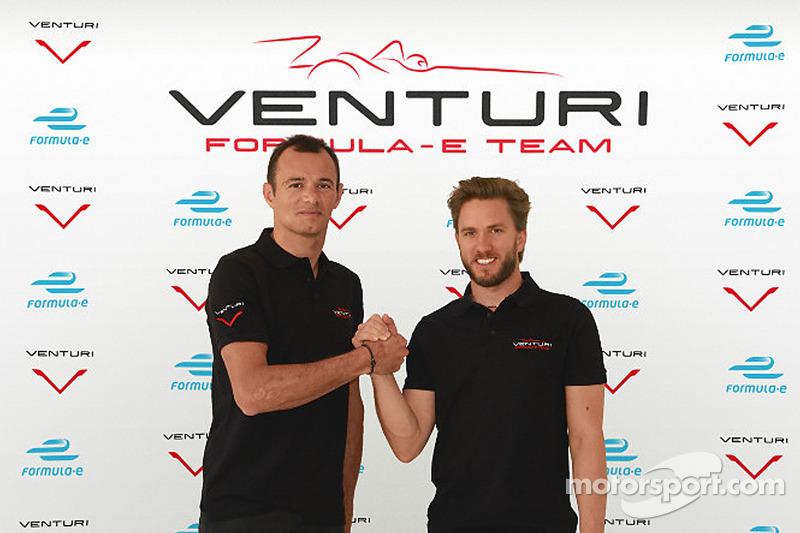 Presentación de pilotos de Venturi