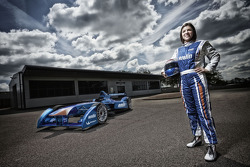 Katherine Legge announced as a driver for Amlin Aguri
