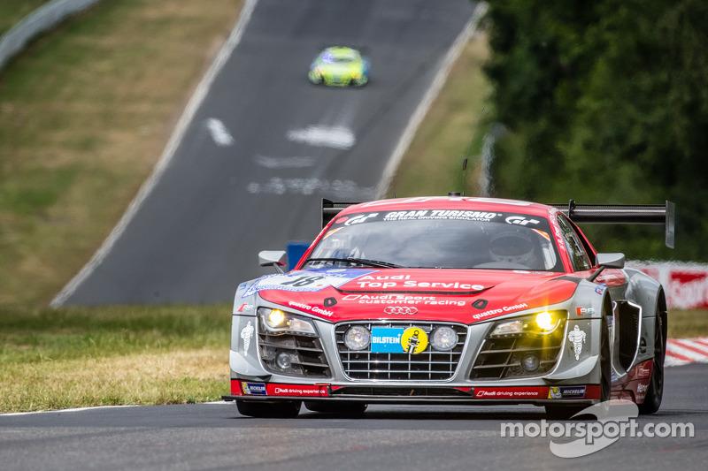#18 Audi Race Experience Audi R8 LMS ultra: Rahel Frey, Christiaan Frankenhout, Dominique Bastien, C