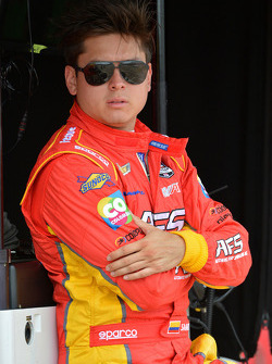 Sebastian Saavedra, KVAFS Racing, Chevrolet