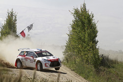 Sébastien Chardonnet y Thibault de la Haye, Citröen DS3 R5
