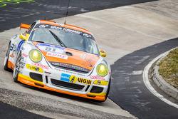 #91 Prosport Performance Porsche 997 GT3 Kupası: Heinz-Josef Bermes, Dominik Schöning, Bora Bölck, Thomas Koll