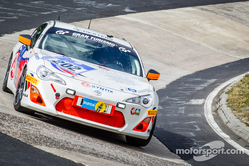 #202 Pit Lane AMC Sankt Vith Toyota TMG GT86 Cup: Olivier Muytjens