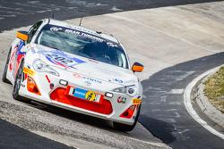#202 Pit Alanı AMC Sankt Vith Toyota TMG GT86 Kupası: Olivier Muytjens