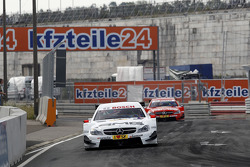 Paul Di Resta, Mercedes AMG DTM-Team HWA DTM Mercedes AMG C-CoupÈ