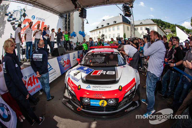 #4 Phoenix Racing 奥迪 R8 LMS ultra