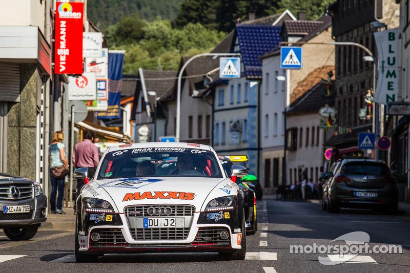#112 Pro Handicap e.V. Audi TTS