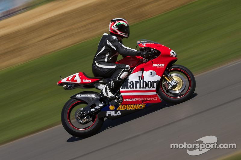 2003 Ducati GP3 - Chaz Davies