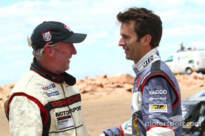 Jeff Zwart e Romain Dumas