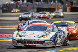 #52 RAM Racing 法拉利 458 Italia: 马特·格里芬 , 阿尔瓦罗·帕伦特, 费德里科·莱奥