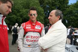 Andre Lotterer e Klaus Ludwig