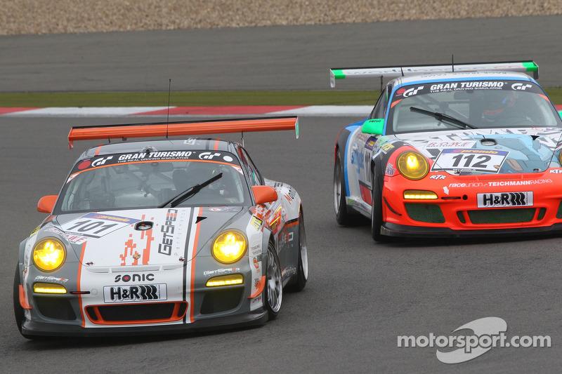 #101 GetSpeed Performance 保时捷 911 GT3 997 Cup: 亚当·奥斯耶卡, 克里斯托弗·米斯, 斯蒂夫·扬斯