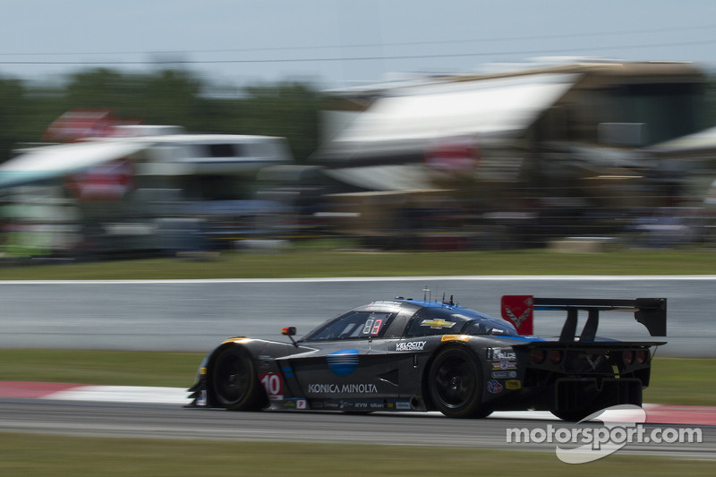 #10 Konica Minolta Chevrolet Corvette Corvette DP: Jordan Taylor, Ricky Taylor