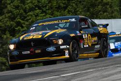 #35 Phoenix American Motorsports Mustang Boss 302R: Preston Calvert, Kurt Rezzetano