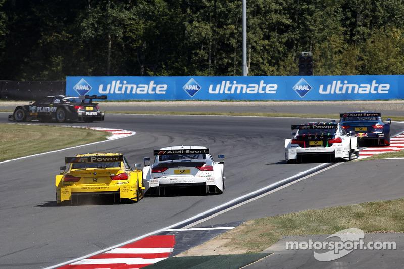 蒂莫·格洛克, 宝马车队 MTEK,宝马 M3 DTM,和尼克·穆勒, 罗斯伯格-奥迪运动车队,奥迪 RS 5 DTM
