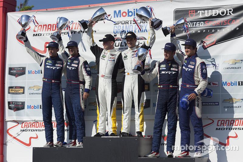 #3 雪佛兰克尔维特 Racing, #93 SRT Motorsports, #91 SRT Motorsports