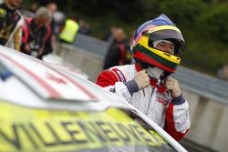 Rallycross-WM: Belgien