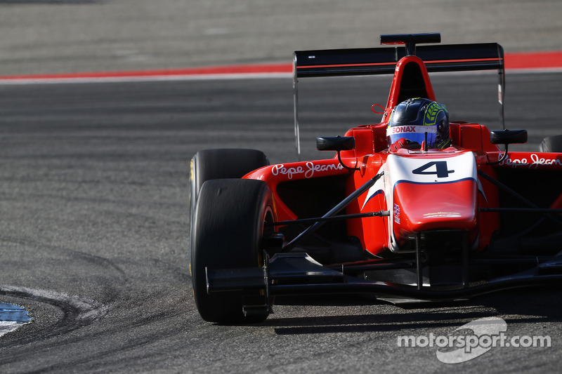 2014 - GP3, Arden International