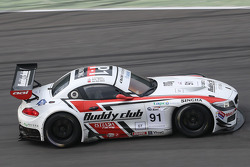 #91 Team AAI BMW Z4: Jun San Chen, Tatsuya Tanigawa, Ollie Millroy