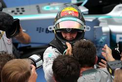 Nico Rosberg, da Mercedes AMG F1 Team